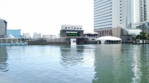 2015年東京旅行記 その2(東京水辺ライン)