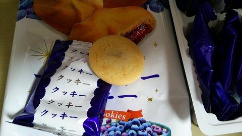 ブルーベリークッキー (3)