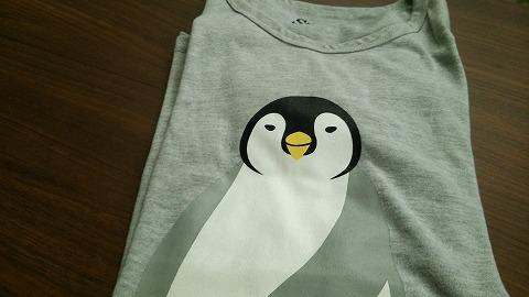 ねこぺんTシャツ?